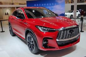 全新QX55中国首秀、全新QX60将国产!英菲尼迪将迎春天?