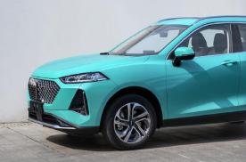 """小号""""摩卡""""要来了?WEY发布全新紧凑SUV,颜值动力成亮点"""