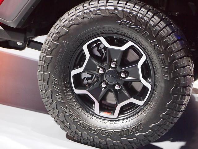 Jeep Gladiator皮卡亮相上海车展 轴距超3米 配V6发动机