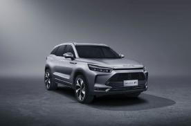北汽放大招!BEIJING-X7开启预售,预售价10-15万