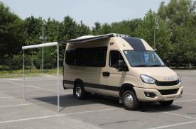 适合两人的完美B型房车,欧式风简约大气颜值高!