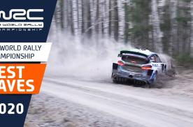 【集锦向】WRC 2020赛季最精彩的7次救车
