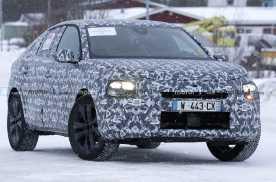 采用轿跑SUV造型 雪铁龙全新SUV有望年底亮相