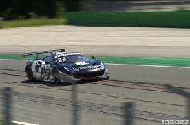 2021赛季DTM各车队蒙扎测试