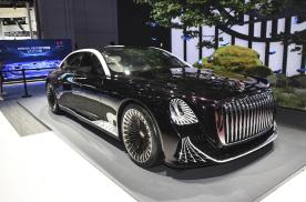 定位大型GT,有望后年量产,红旗L-Concept首发亮相