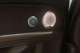 16款奔驰E300L改装柏林之声音响小柏林音响