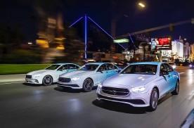 奔驰发布新款E级预告图,将于今年中旬在欧洲上市!