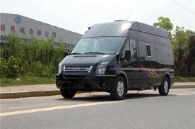 趣蜂福特新世代商旅房车,低调外观尊贵内饰,标配48V电路