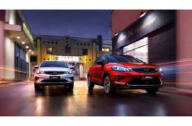 吉利新帝豪GS上市 推出两个造型且满足国六排放标准
