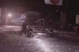 平地惊雷 特斯拉Model 3地库自燃爆炸