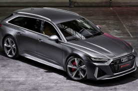 新车资讯 | 齐达内的选择 全新一代奥迪RS6已到国内
