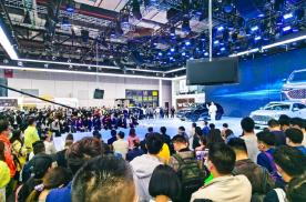 5+5史上最强阵容 长城汽车超级航母2021上海车展大秀锋芒