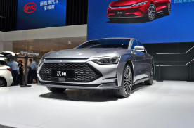 比亚迪汉推迟上市时间,推出四款车型
