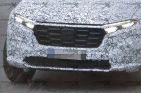 融合SUV、旅行车的跨界新作 本田HR-V神秘测试车曝光