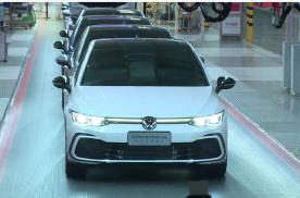 高尔夫全新动力 搭载48伏轻混系统的车型 将在2023年亮相