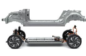 三月底全球首秀 起亚首款E-GMP平台纯电汽车