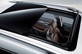 买车到底要不要选带天窗的?