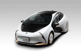 丰田推出LQ概念车,让人车交流加深,开发试驾你想尝试吗