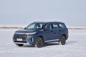 星途VX将于北京车展预售 提供两种动力车型选择