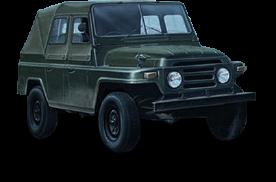 历史悠久的国产硬派越野北汽BJ40