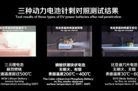 三元锂电池受不了针刺?宁德时代连发两条视频自证就不自燃?