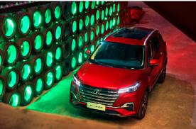 内饰品质媲美豪华SUV 10万级CS55 PLUS了解一下