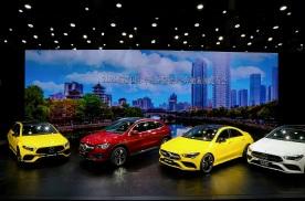 更新现有产品序列,这些新款奔驰有你的期待吗?|新车