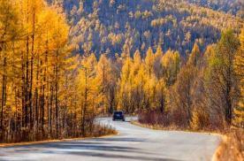 非常适合秋天自驾游的地方,每一个都美得不像话