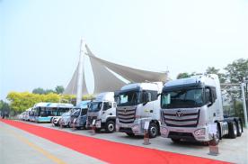 逆势增长,半年32万辆,捍卫中国商用车第一品牌
