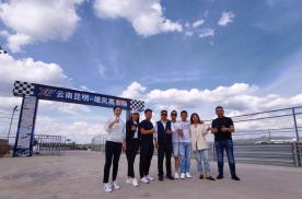赛车新闻|五一期间云南雄风赛车主题公园人气爆棚