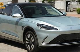 ARCFOX αS明年年初上市 售款轿车续航708km
