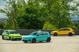 8 代高尔夫将提供40种车色,这颜色最受欢迎?