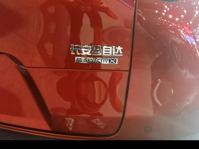 马自达CX-30压燃版上市,并搭配了24V轻混系统