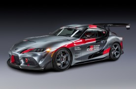 Toyota GR Supra赛道版概念车亮相