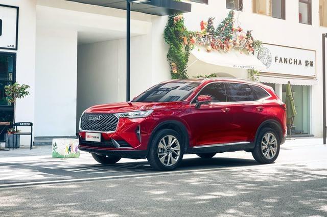 2020年SUV销量排行:长安CS75大涨,4款破20万辆!