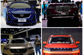 专题 | 2019成都车展 不可错过的全新车型(上篇)