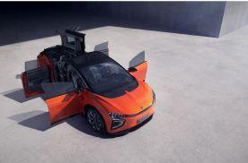 80万买国产纯电动车,六个车门俩是鸥翼,你会入手吗?