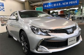 后驱V6+8AT,比亚洲龙更加帅气,丰田新款锐志来了