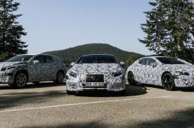 已有6款纯电车型提升日程,奔驰电气化之路进展飞速