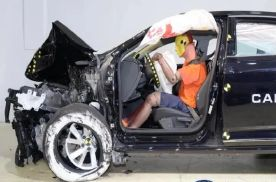 中保研复活发布5款车型碰撞成绩!帕萨特居然满血复活?