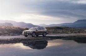 全新一代进口斯巴鲁OUTBACK傲虎 新驾感SUV 从容驾临