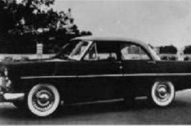 出乎意料的第一辆国产轿车,东风牌CA71