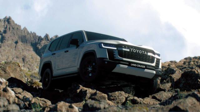 《【华宇app注册】硬汉归来,全新丰田陆巡发布,配3.5T V6发动机还能6.7秒破百?》
