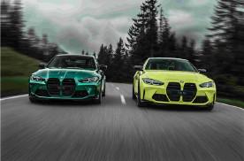 全新BMW M3及全新BMW M4双门轿跑车首秀