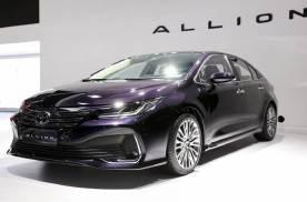 A++越级新物种,一汽丰田ALLION即将实力登场