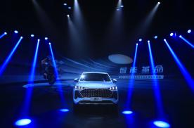 智能+混动 WEY品牌焕新大秀肌肉 亮剑未来智能汽车时代