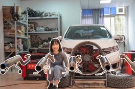 改装排气尾段有什么变化?四根大厂排气一次测给你看