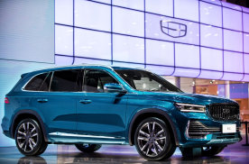 定义紧凑型SUV最高价值标准,吉利星越L只为颠覆而来