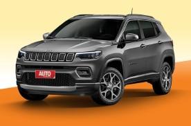 Jeep新款指南者有望广州车展亮相 竞争本田CR-V