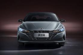 新技术高颜值的加持,第七代伊兰特将是买入门家轿绕不开的车型